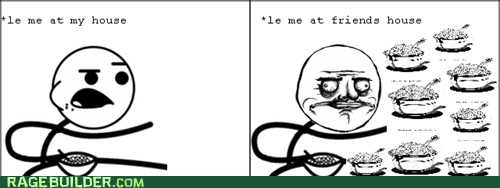 cereal guy me gusta noms Rage Comics - 5966944768