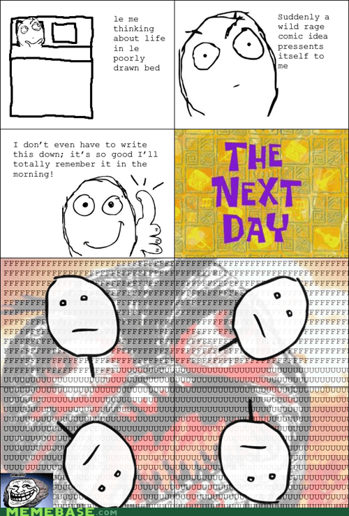 ideas,life,Rage Comics
