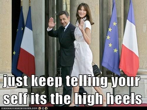 carla bruni Nicolas Sarkozy political pictures - 5967150336