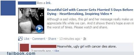 cancer Death Sad truth - 5967450624