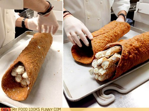 cannoli dessert giant huge meta stuffed - 5967932928