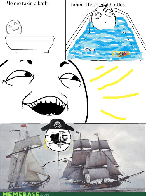 bath I see what you did there me gusta Rage Comics - 5968073728