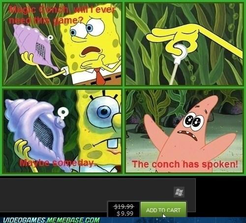 comic half off PC SpongeBob SquarePants steam valve - 5968542720