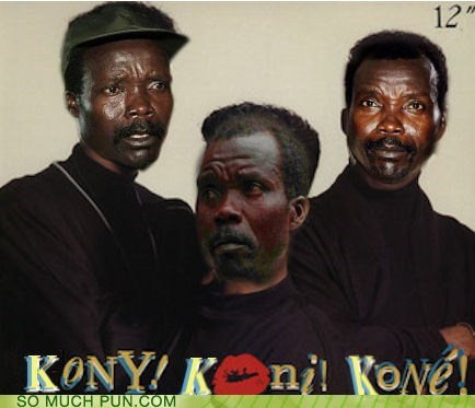 Kony kony 2012 shoop similar sounding tony toni toné - 5968546048