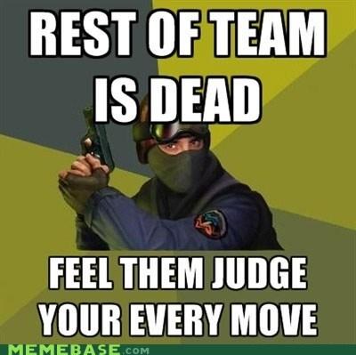 counterstrike feel judge Memes team - 5968642560