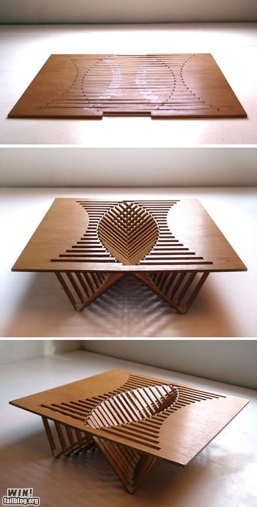 clever,design,fold,furniture,Hall of Fame,table