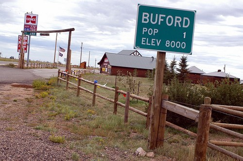 Buford Don Sammons Town For Sale Wyoming - 5969130496