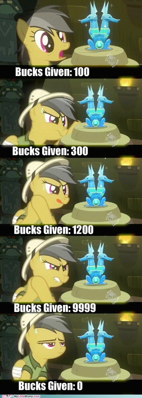 comic comics daring do meme no bucks - 5969491968