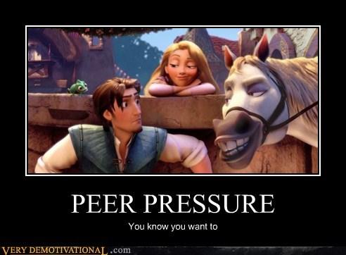 disney hilarious peer pressure wtf - 5969972736