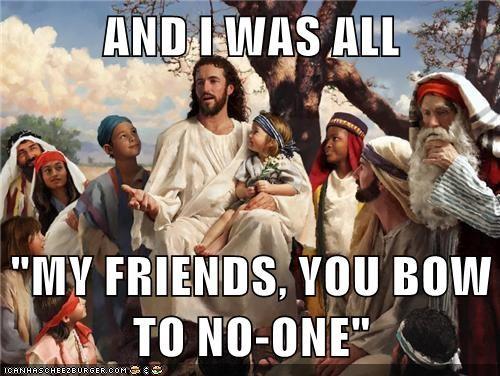 art color funny historic lols illustration jesus religion - 5970883840
