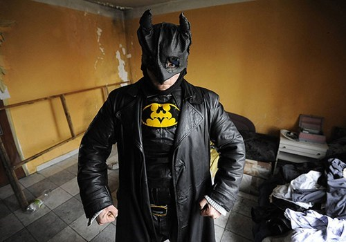 batman,real-life superhero,slovak batman,superheroes