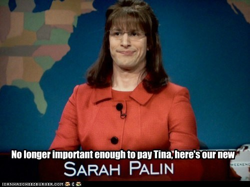 andy samberg political pictures Sarah Palin - 5971083520