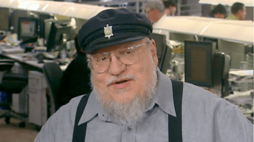 a song of ice and fire,Game of Thrones,george r r martin,interview