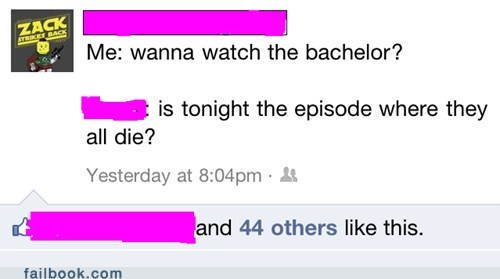 jokes,television,the bachelor