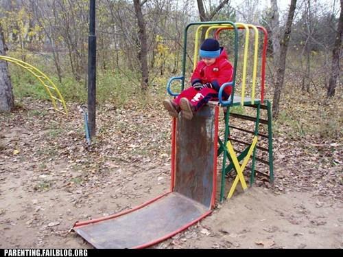 park playground slide - 5971458560