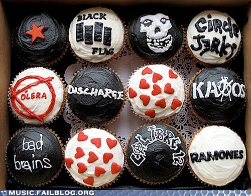 bad brains black flag circle jerks cupcakes dead kennedys kaos kolera punk the ramones - 5971805952
