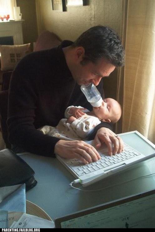 bottle,chin,laptop,trolling