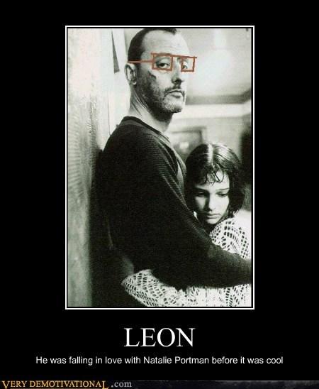 hilarious leon luc besson natalie portman - 5972227584