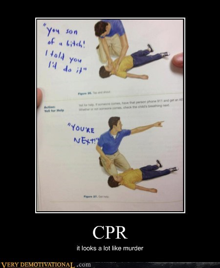 cpr,drawings,hilarious,murder,wtf