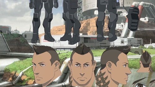 anime,funimation,james vega,mass effect,mass effect 3,mass effect paragon lost
