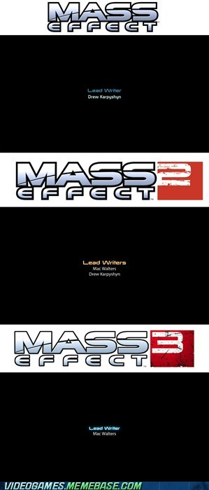 endings mac walters mass effect mass effect 3 writers - 5972516864