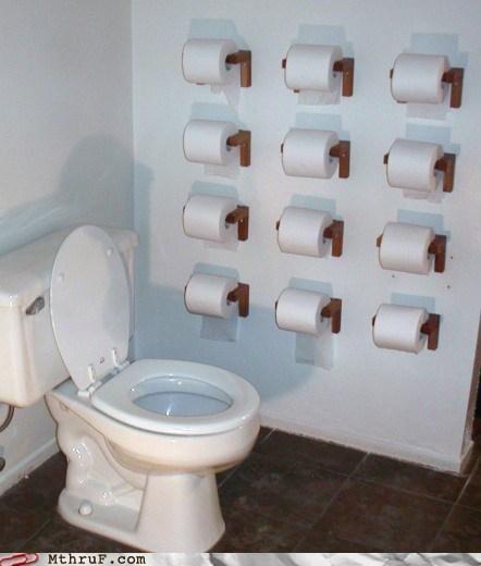 restroom roulette toilet toilet paper TP - 5972762368