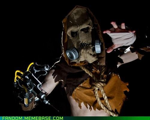 batman comics cosplay movies scarecrow - 5973160704