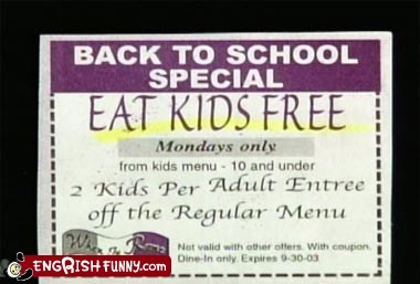 back to school coupon eat eat kids food kids restaurant