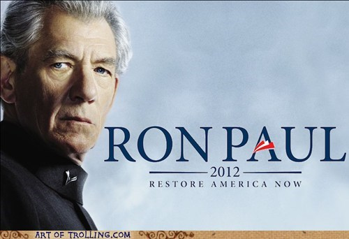 Magneto,misquotes,Ron Paul