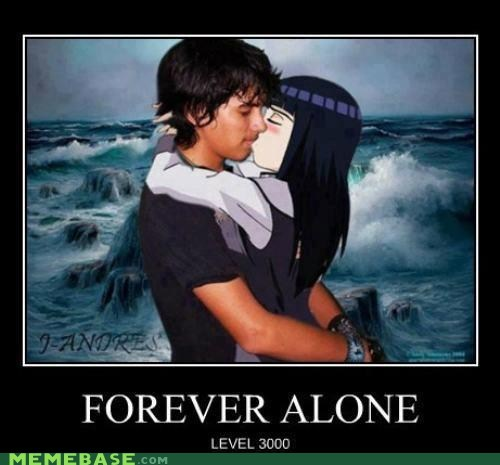 cartoons fake forever alone girlfriend level