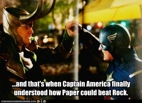 actor captain america celeb chris evans funny loki Movie The Avengers tom hiddleston - 5973552896