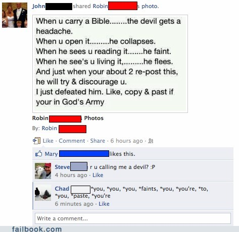 religion,sharing,spelling,typo