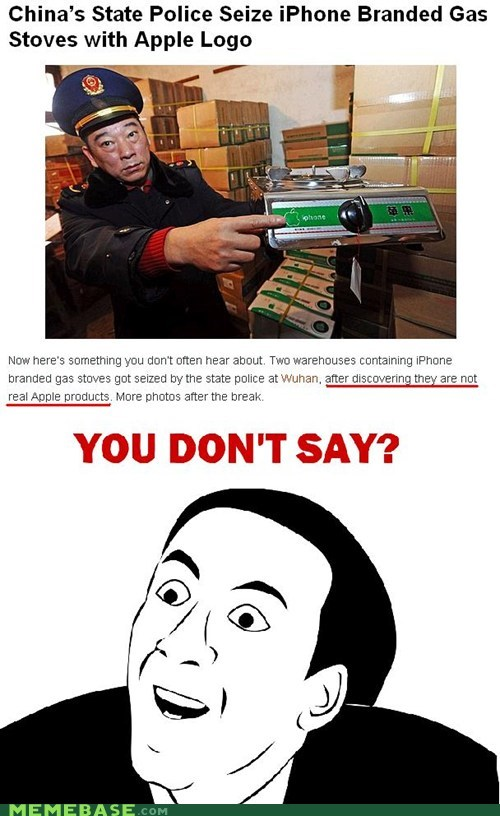apple,iphone,logo,Rage Comics,you dont say