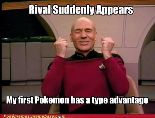 meme Memes Pokémon rival type advantage - 5974640128