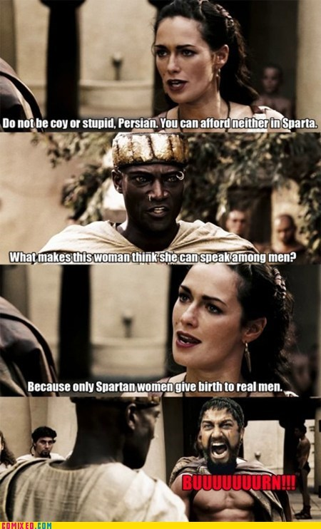 300 best of week burn From the Movies this is sparta - 5974656256