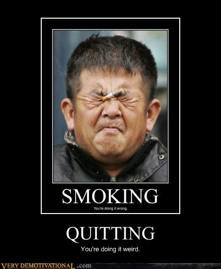 eww eye quitting smoking Terrifying - 5974749184
