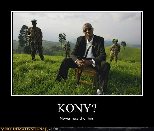 africa dictator Kony Terrifying wtf - 5974904832
