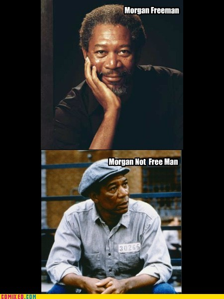 celebities From the Movies Morgan Freeman movies shawshank redemption - 5975162112