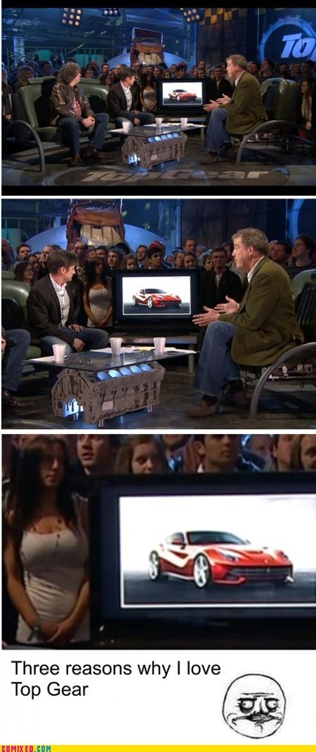 bbc bombshells British fun bags top gear TV - 5976287488