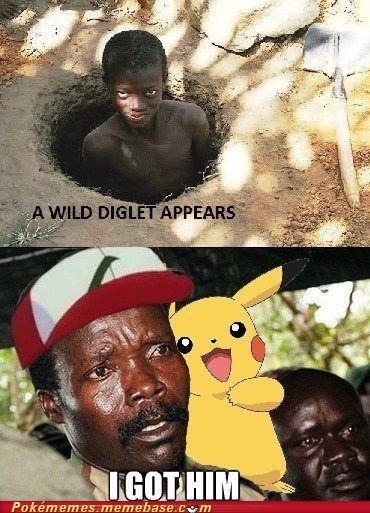 best of week diglett Invisible Children Kony meme Memes Pokémemes - 5977308416