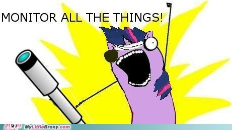 all the things,future twilight,meme,monitor everything