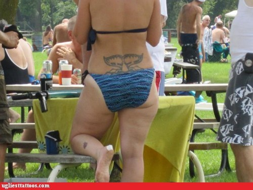 tramp stamp trampiest whale tale - 5979907584
