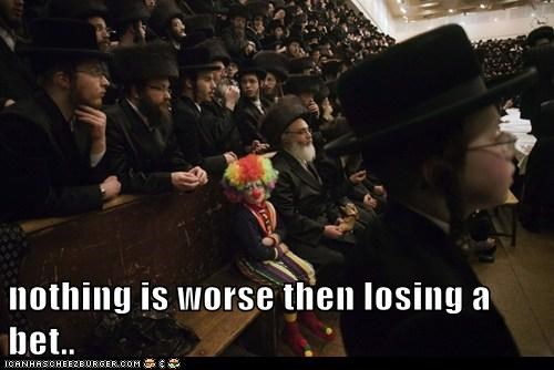 clowns judaism political pictures