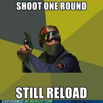 ammo counterstrike FPS reload video games