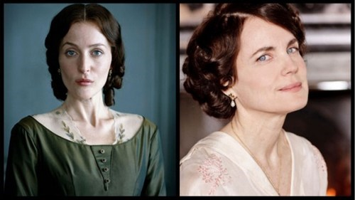 downton abbey,elizabeth mcgovern,gillian anderson,Great Expectations,TV