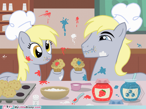 art,best of week,derpy hooves,jelly,me gusta,muffins,u jelly