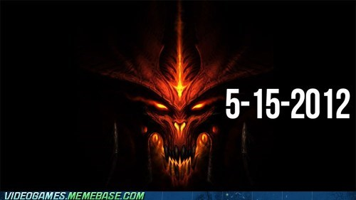 diablo diablo III long awaited news PC release date - 5980973568