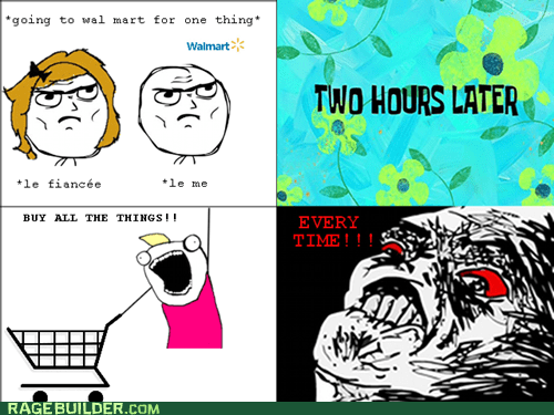 all the things Rage Comics raisin rage Walmart - 5981030912