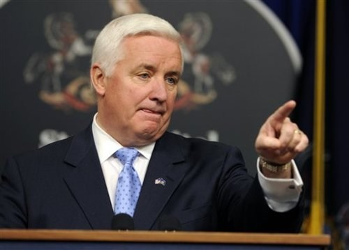 Abortion Debate pennsylvania Say What Now Tom Corbett Ultrasound Bill - 5981067008