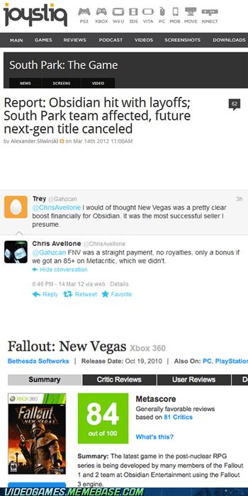 bonuses fallout new vegas IRL metacritic news obsidian - 5981133824